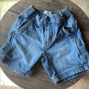 Old navy boy shorts size 18-24 months